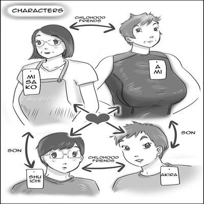 Asiatisch bbw mama hentai comic 12